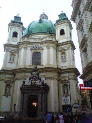St. Peter's Church (Peterskirche)