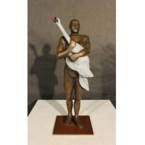 Esperanza d'Ors Leda y el cisne. Homenaje a Picasso