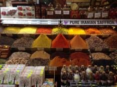 Colores, olores y sabores en todo tipo de especias