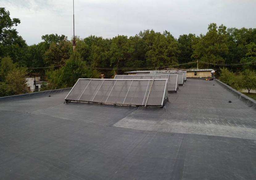 hidroizolatie pentru acoperis in Bucuresti