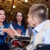 1500 personas con cáncer y con discapacidad disfrutaron de grandes sorpresas en Jornada de Inclusión Social (16)