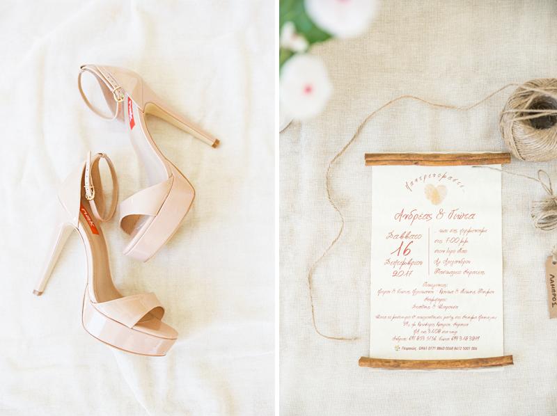 Athens, Greece destination wedding photos