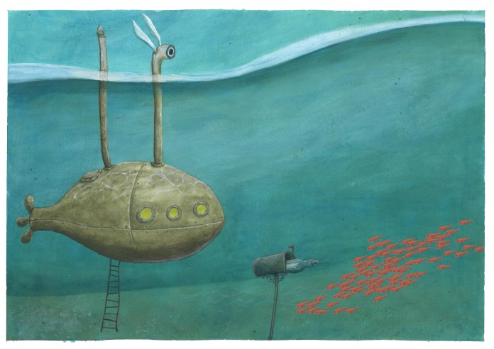mariamariano_sottomarino