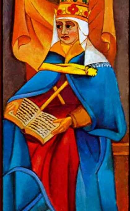 LA SACERDOTISA (LA PAPESSE)