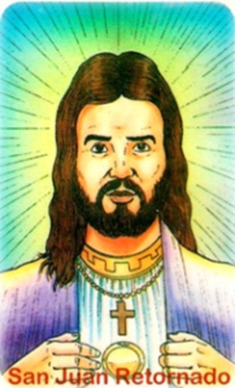 Las trece palabras de San Juan Retornado (oración)