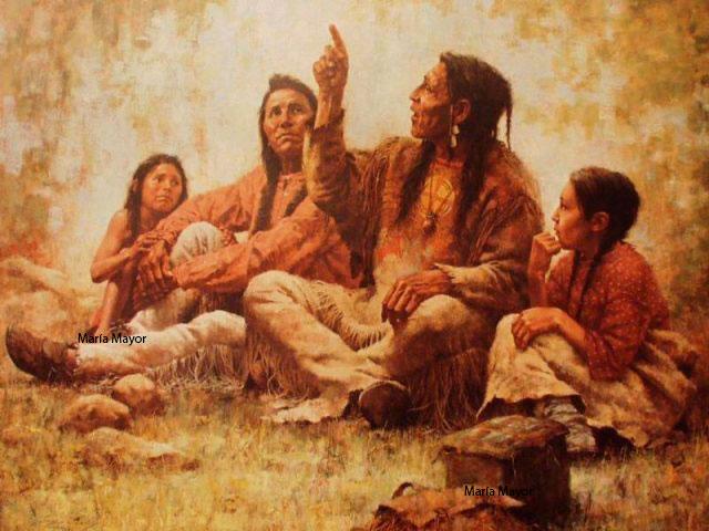 Limpieza energética de los indios Hopi
