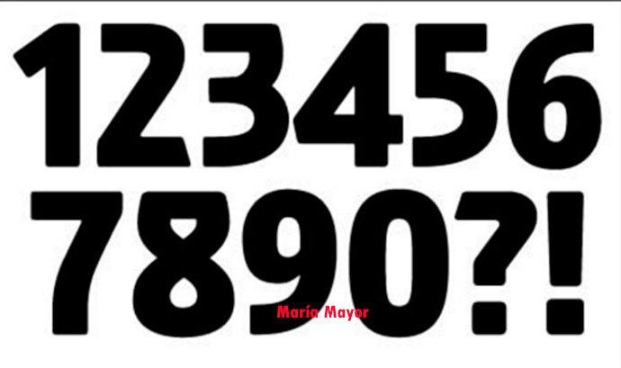 Tu número en numerología por la fecha de nacimiento.