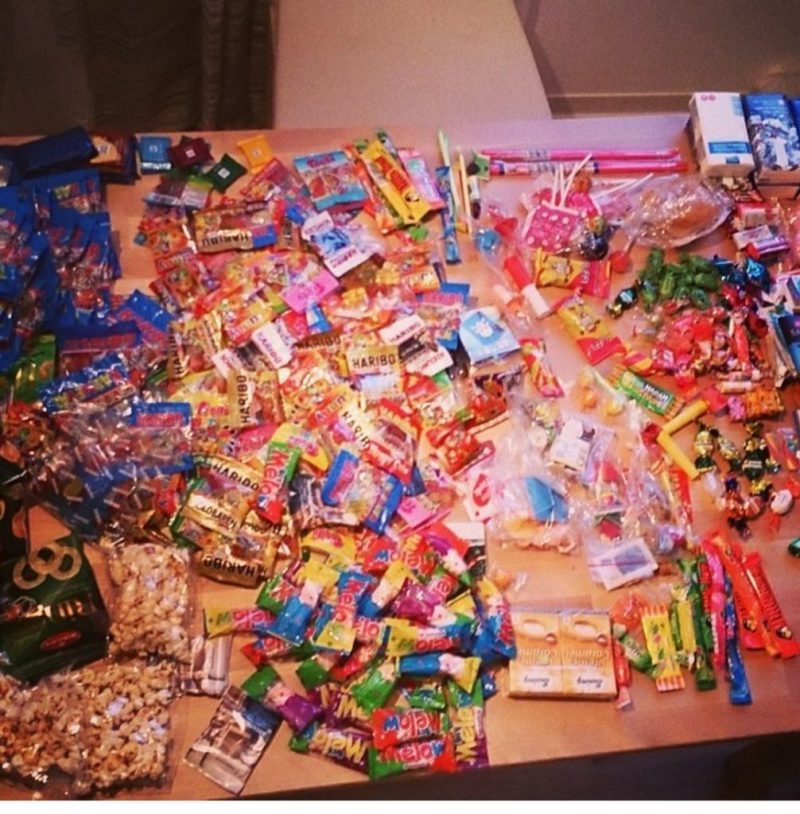 carnival, candies