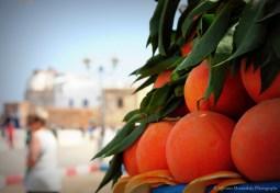 Maroc - Les oranges fraîches de Marrakech