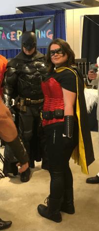 Batman and Robin. Sorta.
