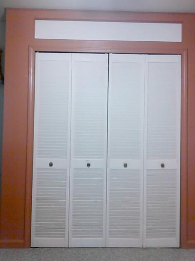 ClosetDoorFrame