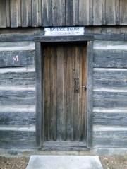 A DOOR!