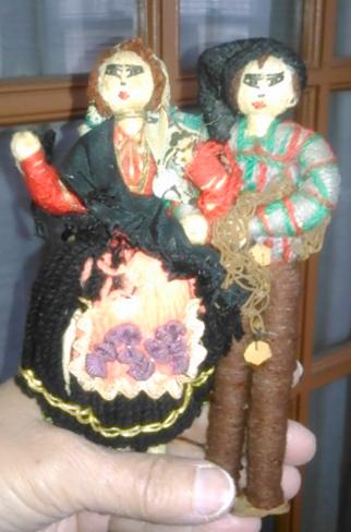 dolls from Sardinia?