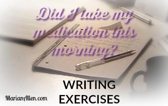 WritingExercises