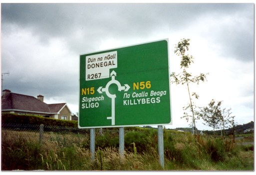 Ireland_Roundabout sign_6x4_300