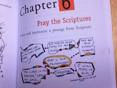 PrayingScriptures