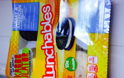 A Lunchables and An Invisible Thread