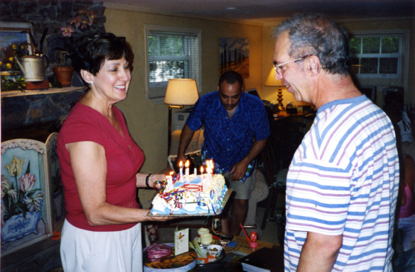 Aunt Ruthie: Birthdays to Remember
