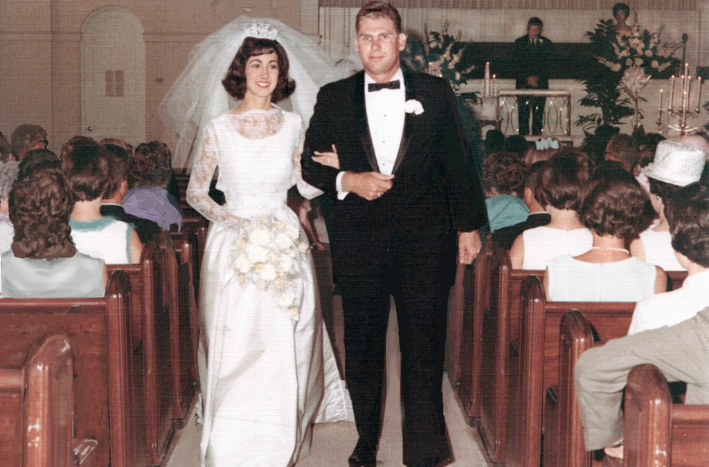 Standing on the Promises: A Golden Wedding Anniversary