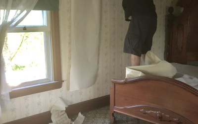 Help, The Ceiling Has Fallen!