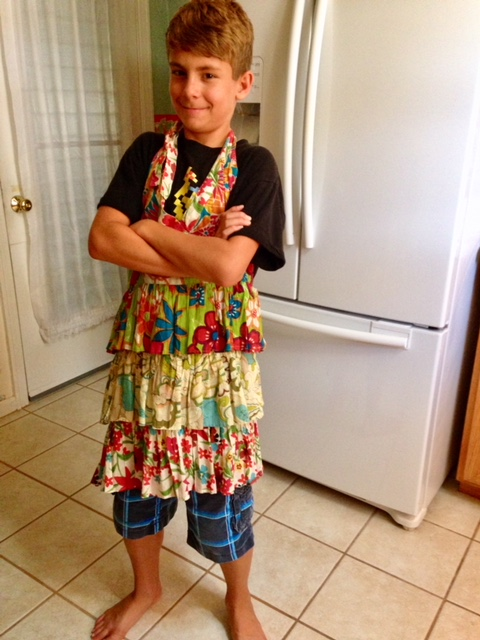 Do Real Men Wear Aprons?