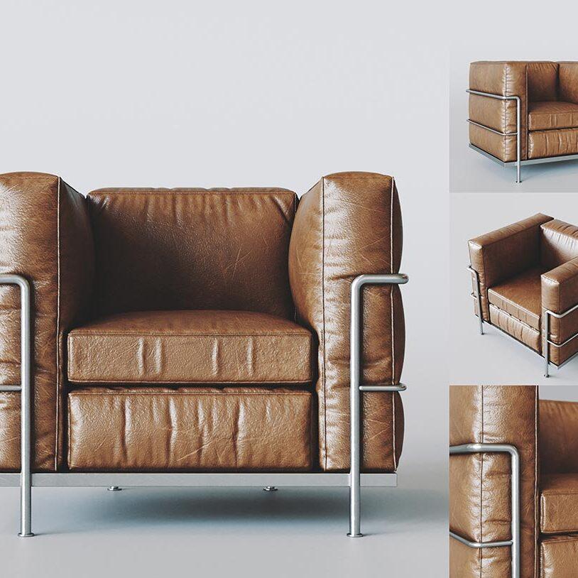 lc2_armchair_le_corbusier