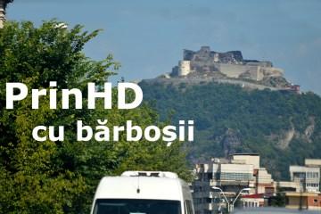 PrinHD cu bărboșii - Vizitând Hunedoara, Vila Gorunul & More