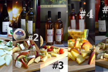 Degustare de vinuri cu Avincis la Craft
