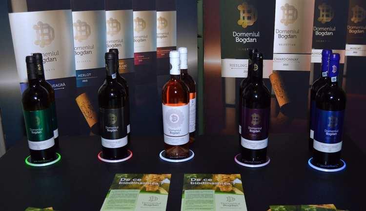 Vinuri Eco - Domeniul Bogdan