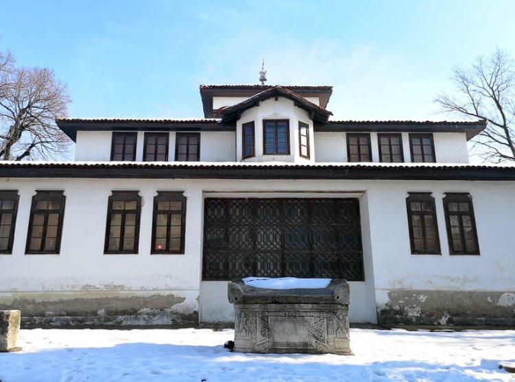 Conacul turcesc (Koluka)