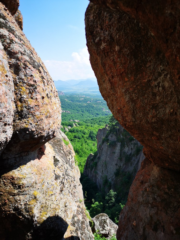 Bulgaria between the Belogradchik Rocks