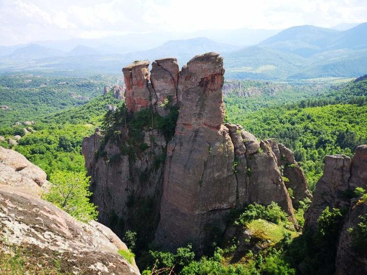 Belogradchik Rocks Landscape
