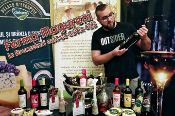 Ferma Magureni - mai multe vinuri bio la Branzeturi cum se cuVin #33