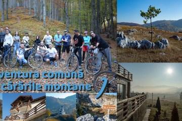 Cu bicicleta prin Mehedinți: Aventura comună pe cărările montane-Partea I-Isverna și Ponoarele
