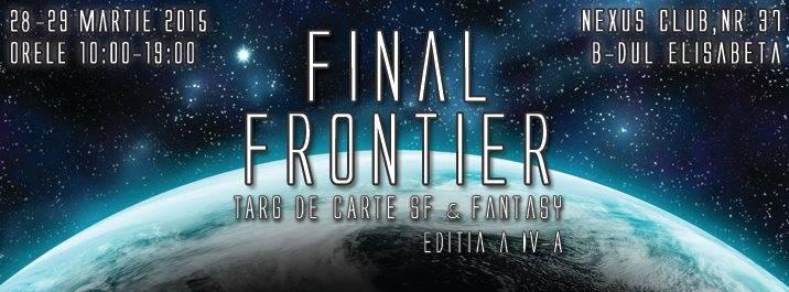 Ne vedem la Final Frontier