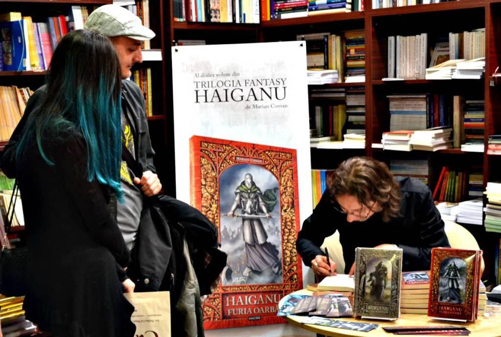 Top 3 bucurii din Furia Oarbă BookTour