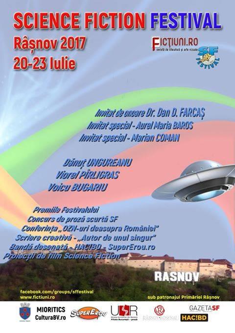 SF Festival Râșnov 2017
