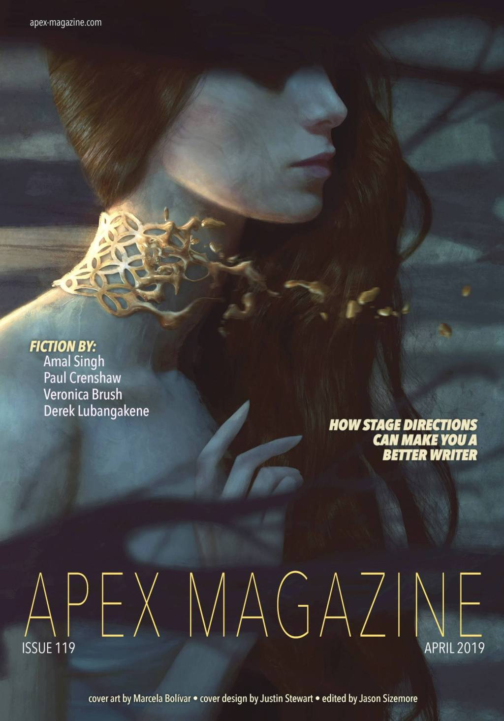 Apex Magazine își suspendă activitatea