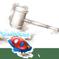 Twitter est banni des tribunaux du Québec, Oh ouais??...jusqu'à quand?