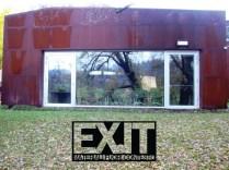 Sala Civica / Biblioteca di Albinea - EX.IT – Materiali fuori contesto – aprile 2013