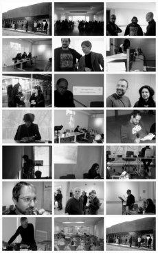 Collage fotografico [EX.IT – Materiali fuori contesto, Albinea 12–14 aprile 2013]