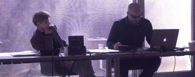 Mariangela Guatteri e Daniele Bellomi [EX.IT – Materiali fuori contesto, Albinea 12–14 aprile 2013]