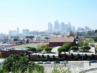 View from Elysian Park