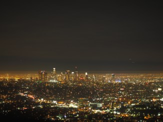 Night Lights of LA