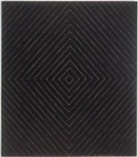 Black Series, (1956 ca) Frank Stella.
