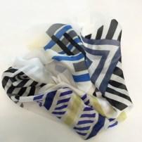 Nello, M. (2016) Digital print on silk fabric, handkerchiefs.