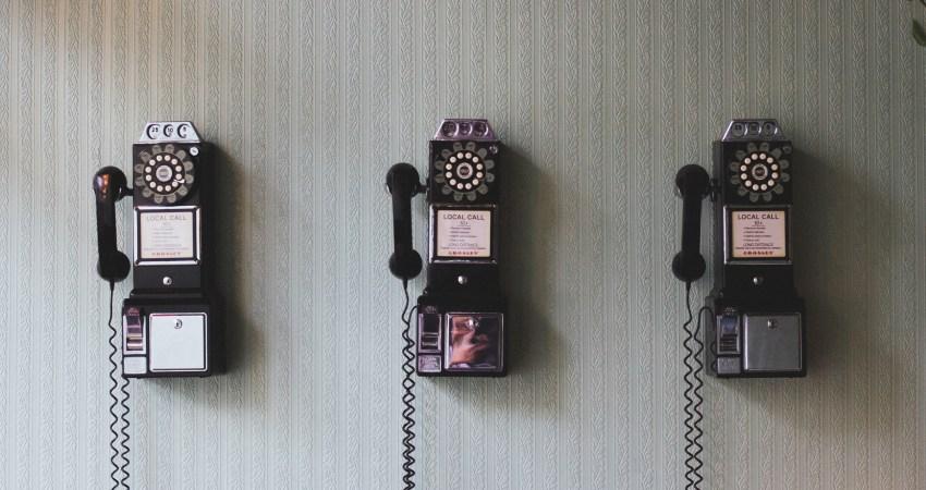 Symbolbild: Kontakt Telefon