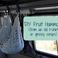 Westy Mods: Fruit Hammock