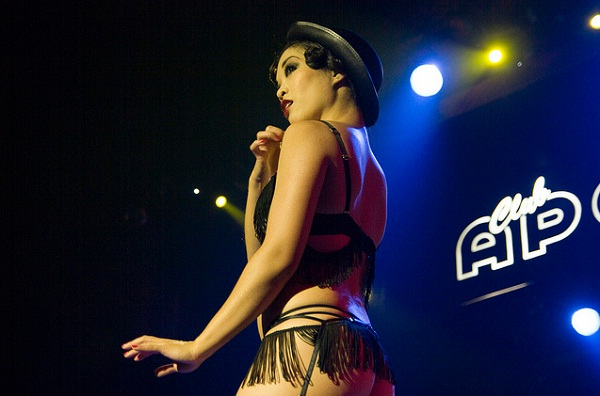 Marianne Cheesecake performs at Taboo @ Club Apolo (Barcelona, ES)
