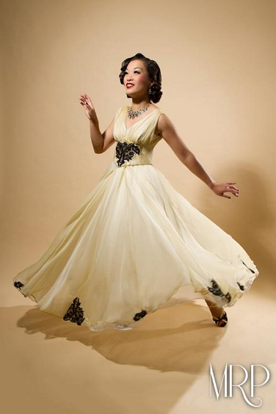 Marianne Cheesecake is a classic vintage dancer